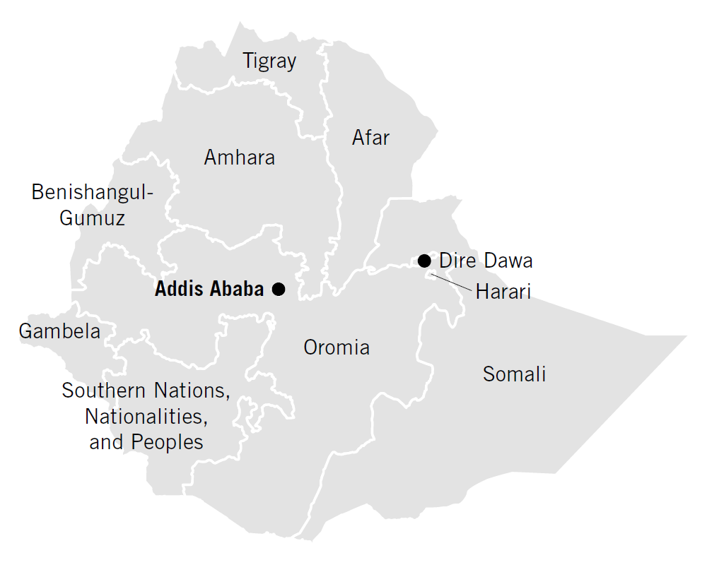 A Closer Look at Hunger and Undernutrition in Ethiopia - Country